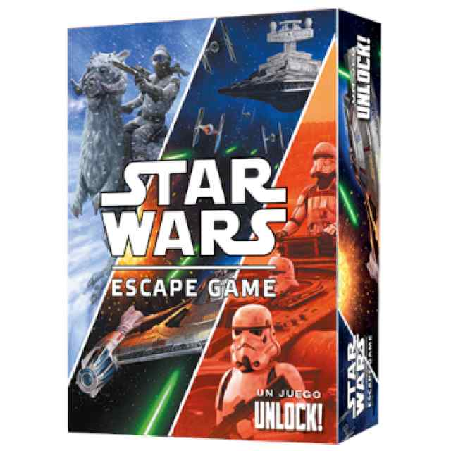 Unlock: Star Wars Escape Game TABLERUM