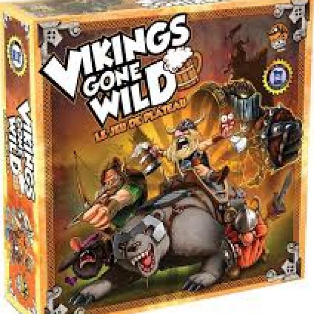 juego de mesa viking gone wild