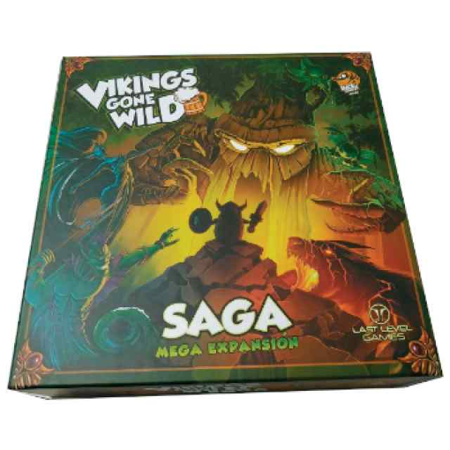 Vikings Gone Wild Megaexpansión TABLERUM