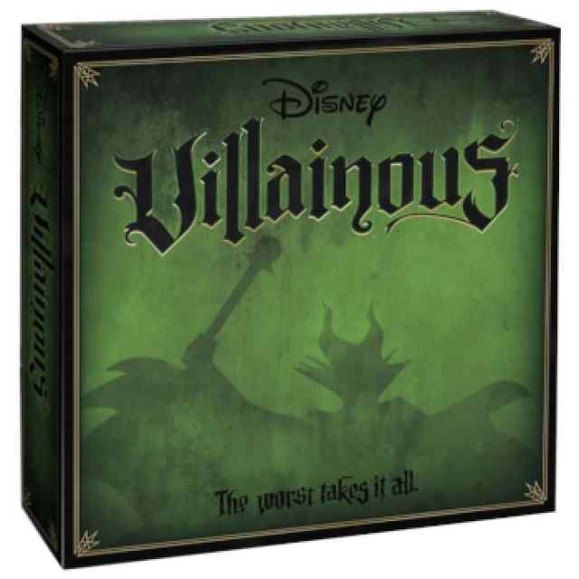 Disney Villanos TABLERUM