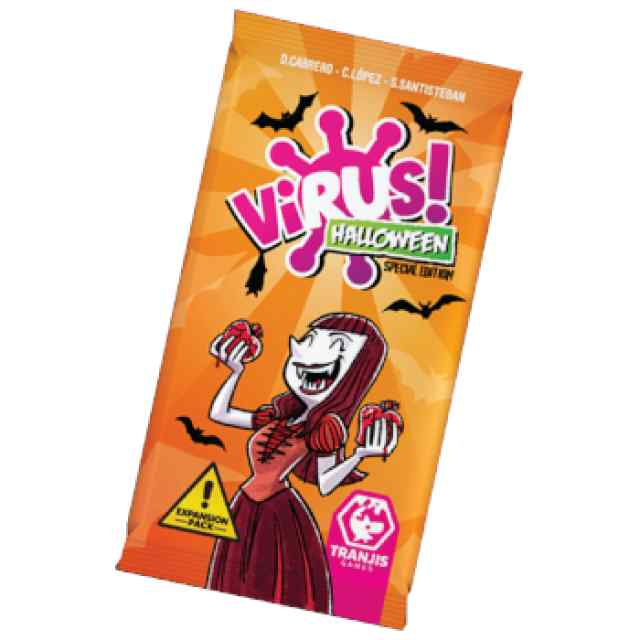 Virus! Halloween TABLERUM
