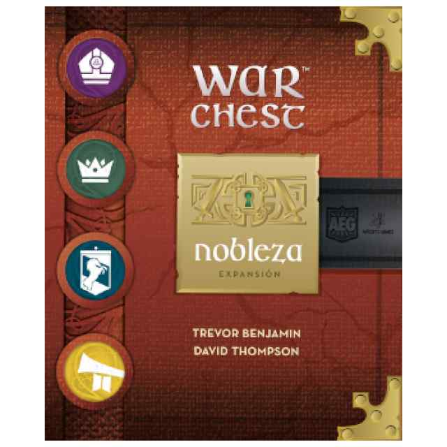 War Chest: Nobleza TABLERUM