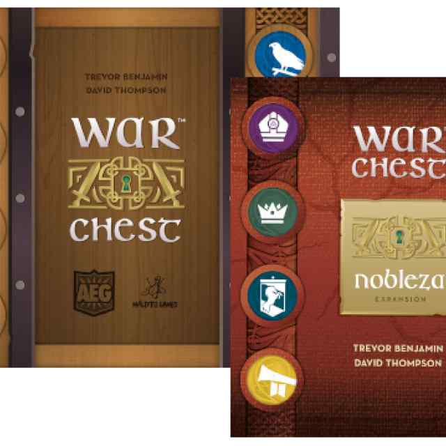 War Chest + Expansión Nobleza TABLERUM