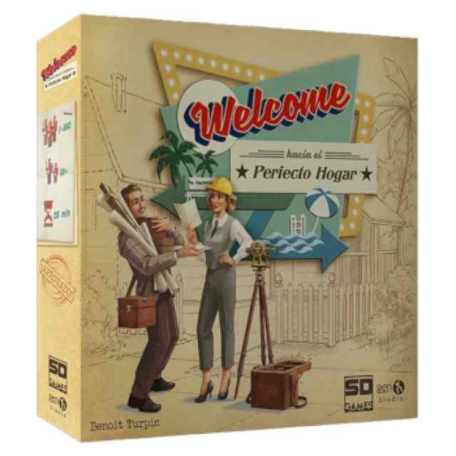 Welcome Hacia el Perfecto Hogar TABLERUM