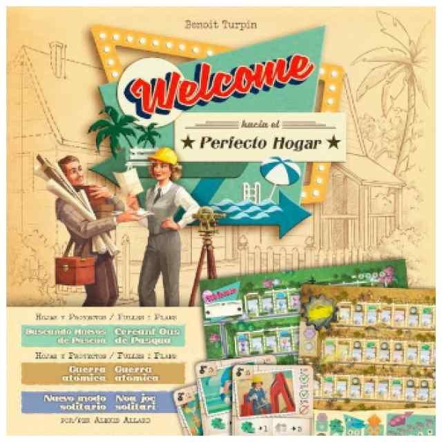 Welcome hacia el perfecto hogar: Huevos de Pascua y Guerra Atómica TABLERUM