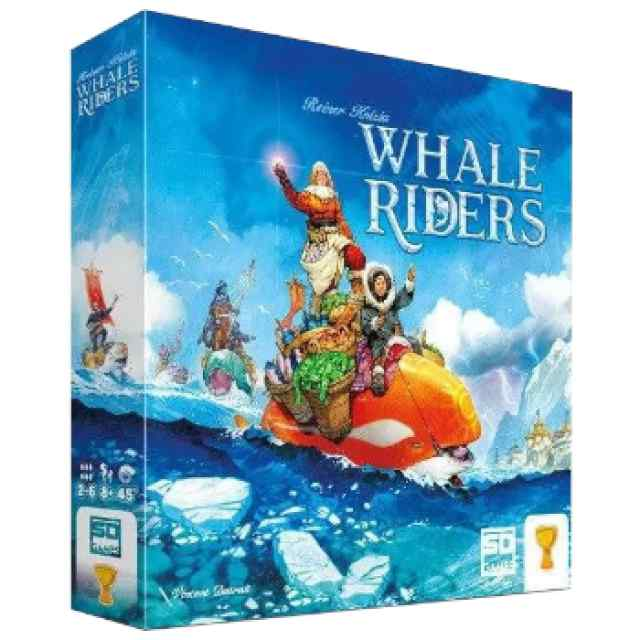 Whale Riders TABLERUM