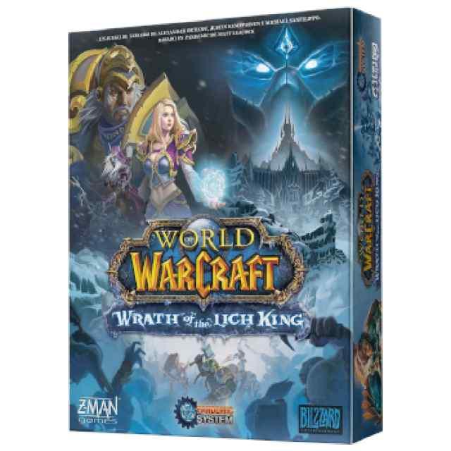 World of Warcraft: Wrath of the Lich King TABLERUM