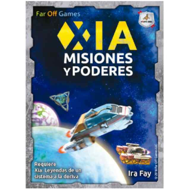 XIA: Misiones y Poderes TABLERUM