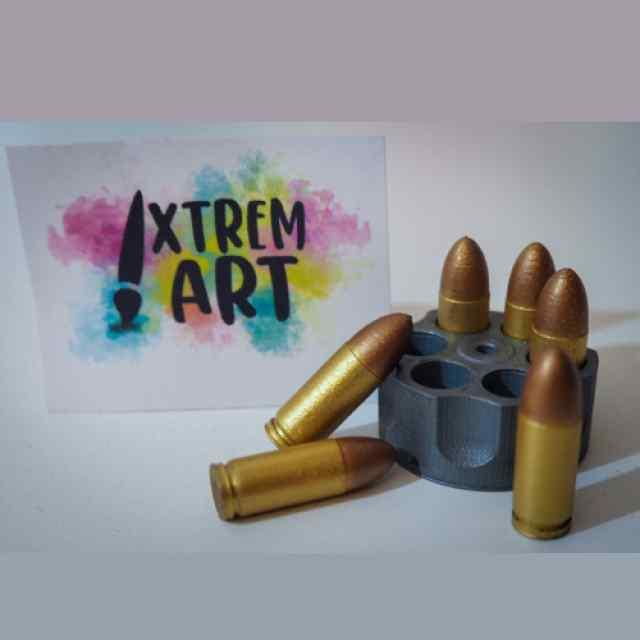 balas de Xtrem Art