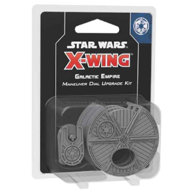 X-Wing (2ª Ed): Kit de mejora de selector de maniobra para Imperio Galáctico TABLERUM