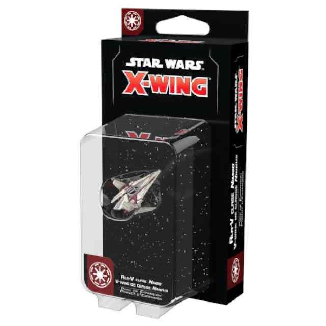 X-Wing (2ª Ed): Ala-V clase Nimbo TABLERUM