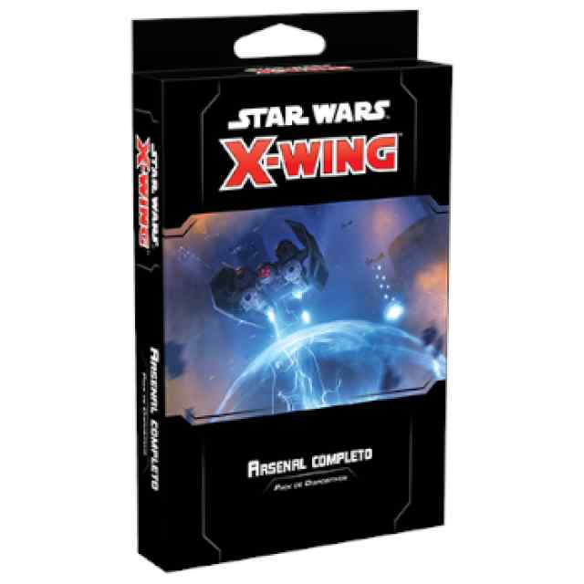 X-Wing (2ª Ed): Arsenal Completo TABLERUM