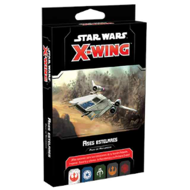 X-Wing (2ª Ed): Ases Estelares TABLERUM
