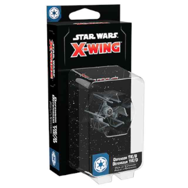 X-Wing (2ª Ed): Defensor TIE/D TABLERUM