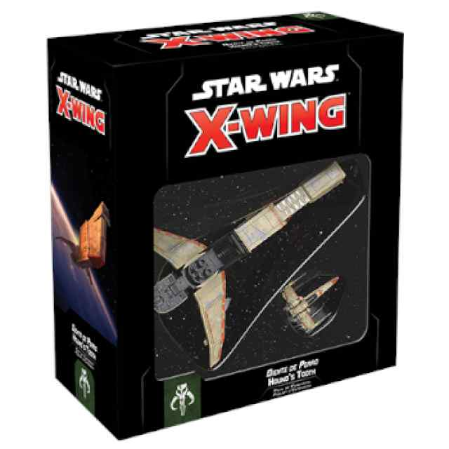 X-Wing (2ª Ed): Diente de Perro TABLERUM