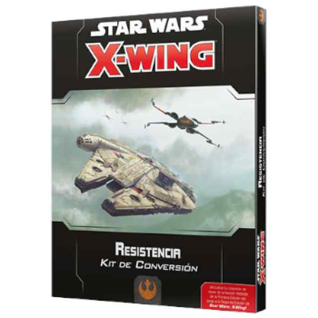 X-Wing (2ª Ed): Resistencia - Kit de Conversión TABLERUM