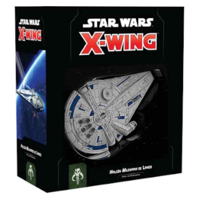 X-Wing (2ª Ed): Halcón Milenario de Lando TABLERUM