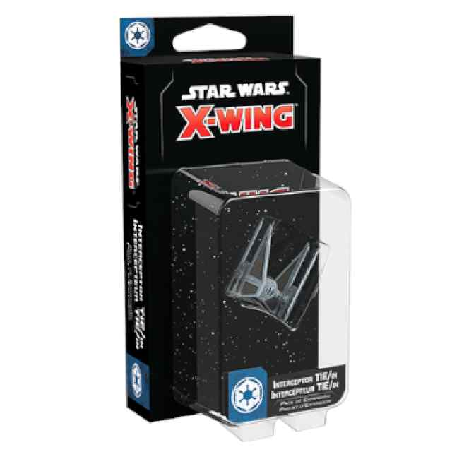 X-Wing (2ª Ed): Interceptor TIE/in TABLERUM