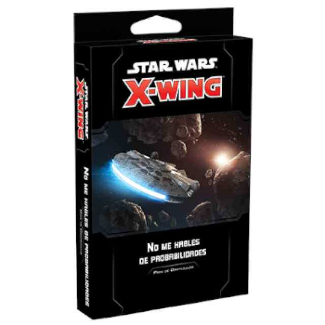 X-Wing (2ª Ed): No me hables de probabilidades TABLERUM