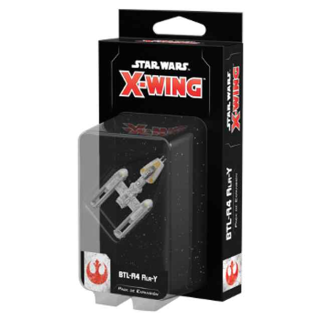 X-Wing (2ª Ed): Oleada 1: BTL-A4 Ala-Y TABLERUM
