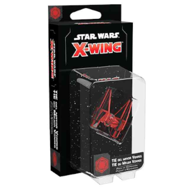 X-Wing (2ª Ed): TIE del Mayor Vonnreg TABLERUM