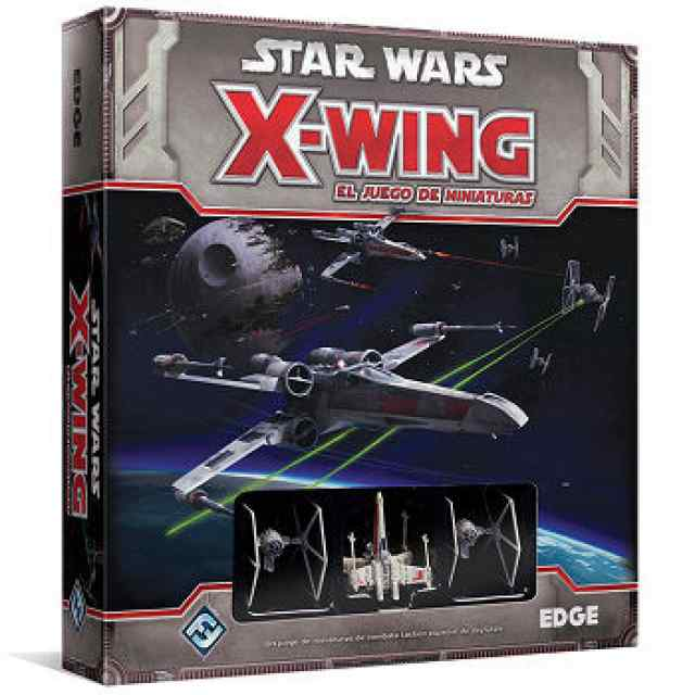 juego básico xwing