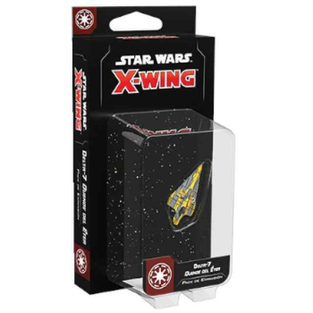 X-Wing (2ª Ed): Delta-7 Duende del Éter TABLERUM
