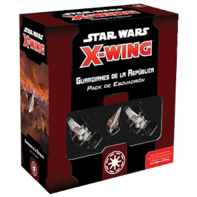 X-Wing (2ª Ed): Guardianes de la República TABLERUM