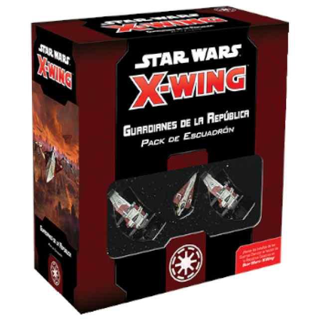 X-Wing (2ª Ed): Guardianes de la República TABLERUM