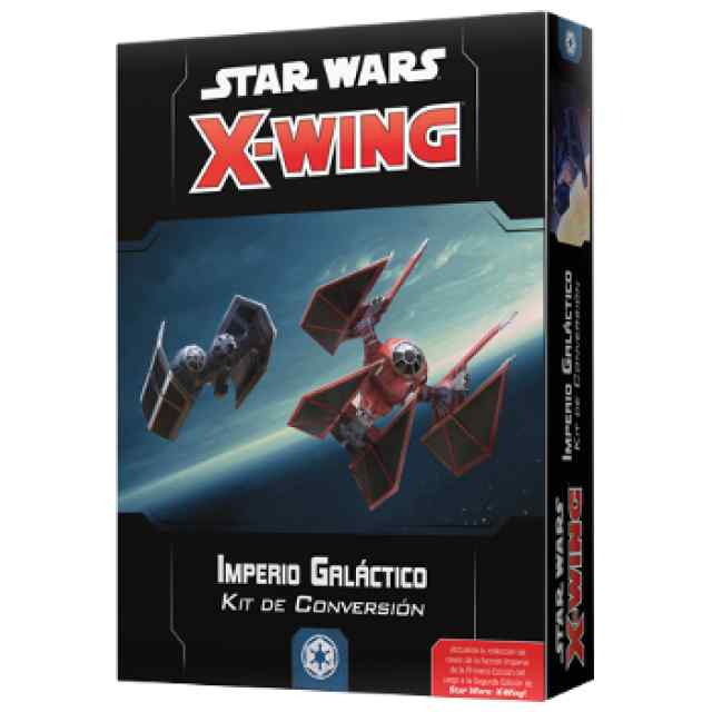 X-Wing (2ª Ed): Kit Conversión Imperio Galáctico TABLERUM