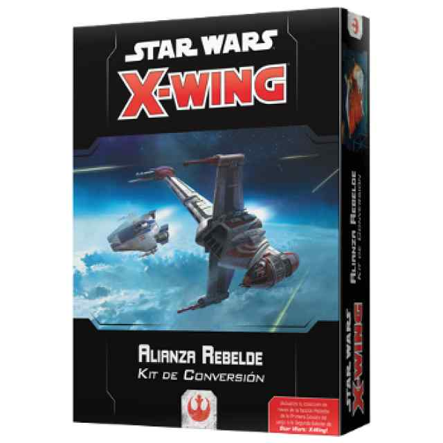 x-Wing (2ª Ed): Kit Conversión Alianza Rebelde TABLERUM