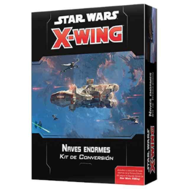 X-Wing (2ª Ed): Naves Enormes - Kit de Conversión TABLERUM