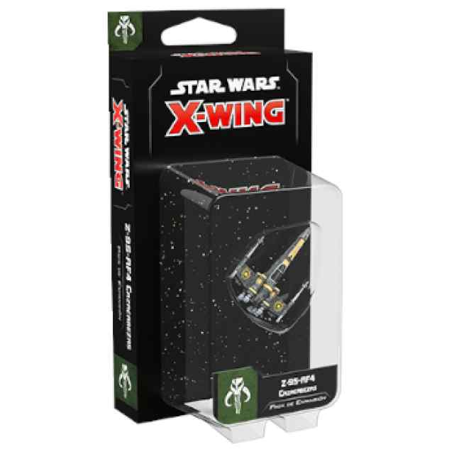 X-Wing (2ª Ed): Z-95-AF4 Cazacabezas TABLERUM