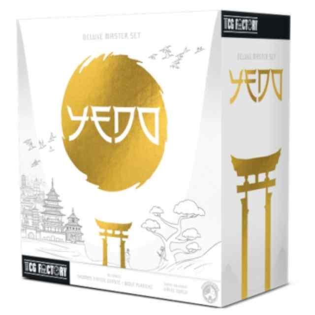 Yedo Deluxe Master Set (TARA) TABLERUM