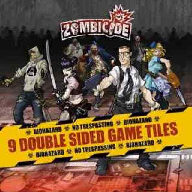 comprar mapa Zombicide