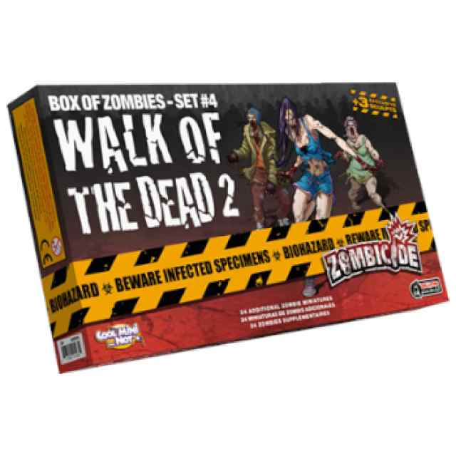 Zombicide: Walk of the Dead #2 TABLERUM