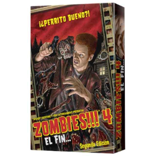Zombies 4: El Fin TABLERUM
