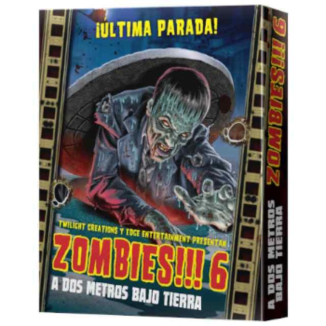 Zombies 6: A Dos Metros Bajo Tierra TABLERUM