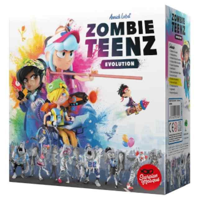 Zombie Teenz Evolution TABLERUM